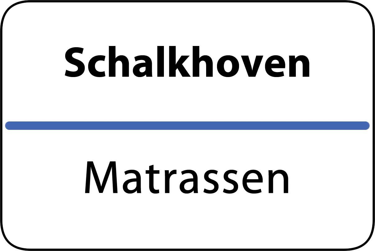 De beste matrassen in Schalkhoven