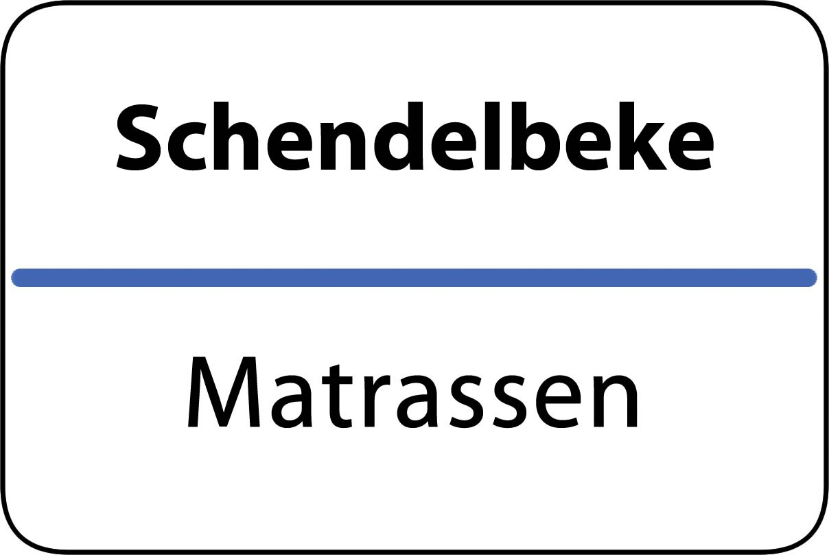 De beste matrassen in Schendelbeke