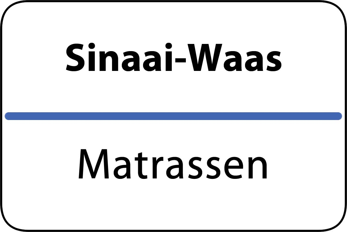 De beste matrassen in Sinaai-Waas