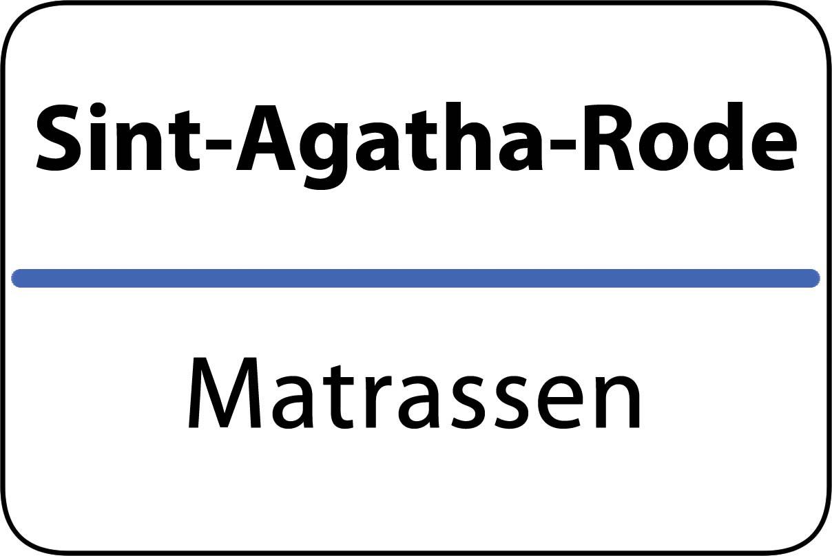 De beste matrassen in Sint-Agatha-Rode