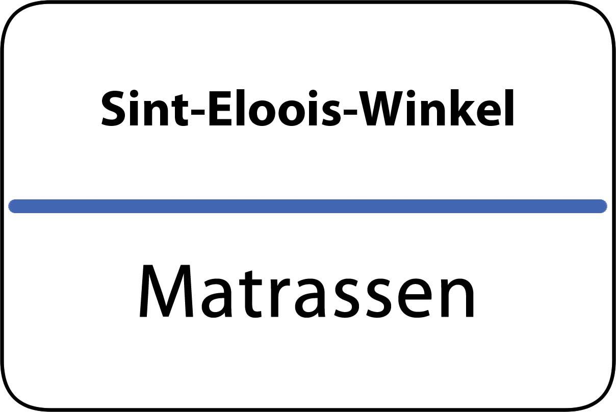 De beste matrassen in Sint-Eloois-Winkel