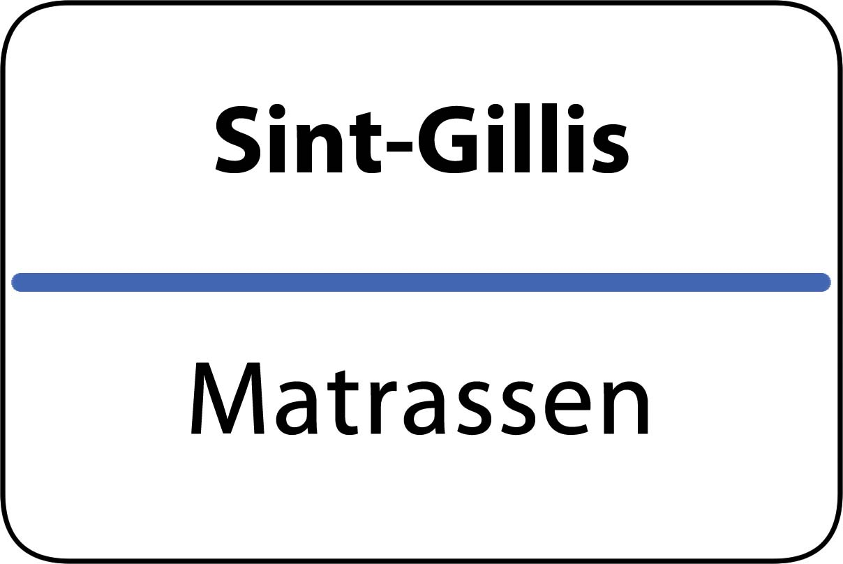 De beste matrassen in Sint-Gillis