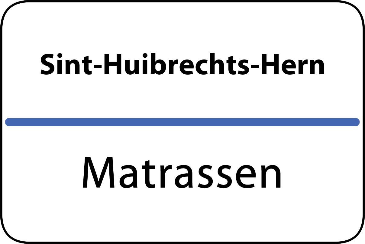 De beste matrassen in Sint-Huibrechts-Hern