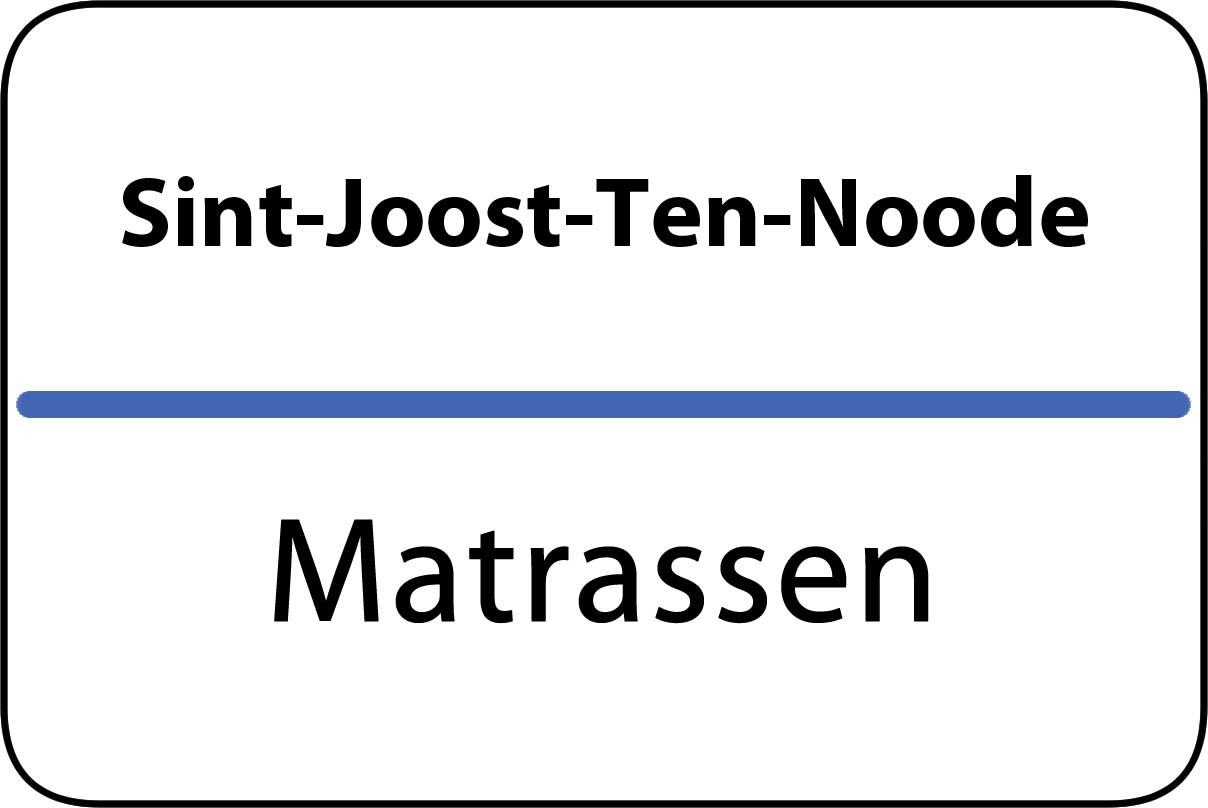De beste matrassen in Sint-Joost-Ten-Noode