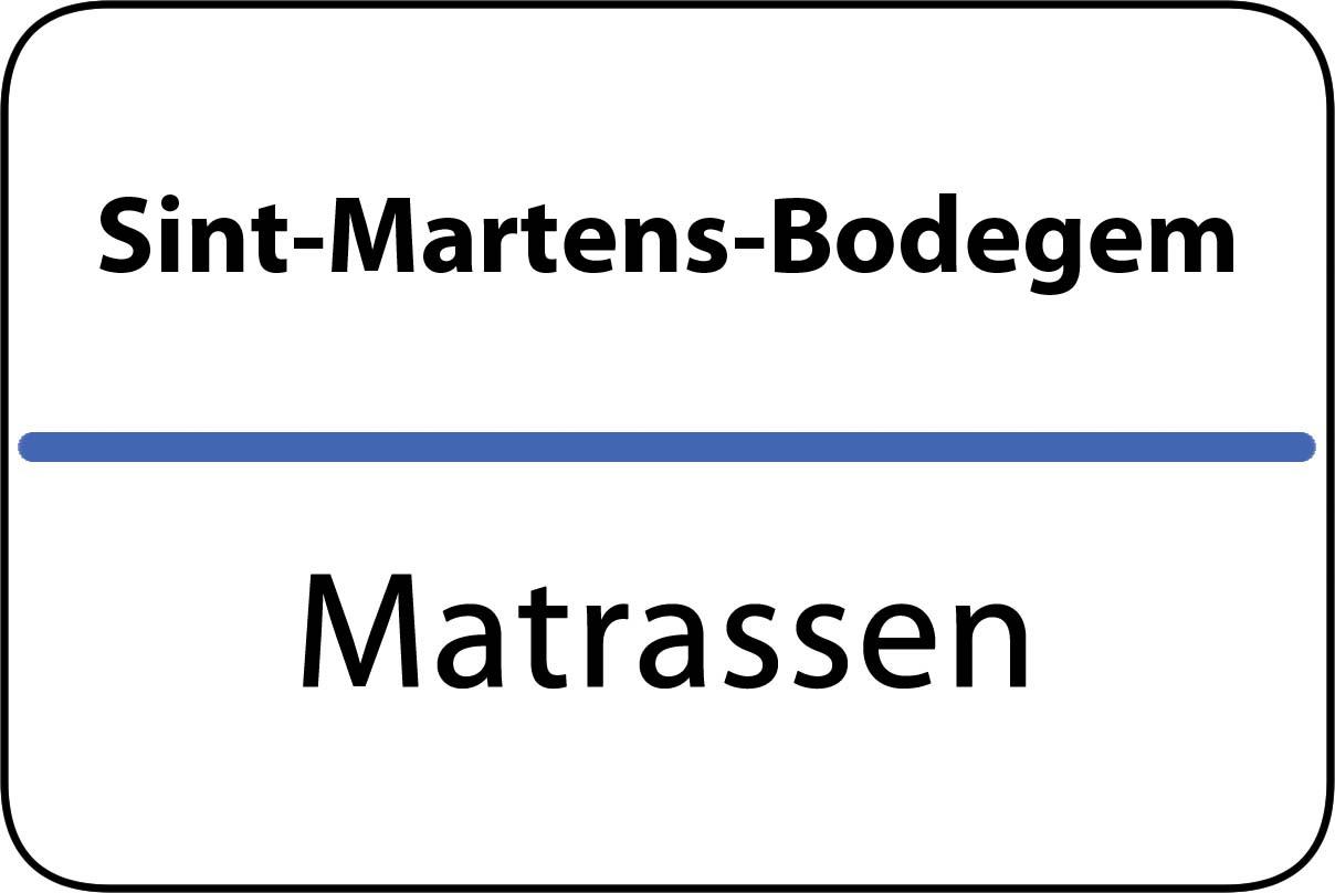 De beste matrassen in Sint-Martens-Bodegem