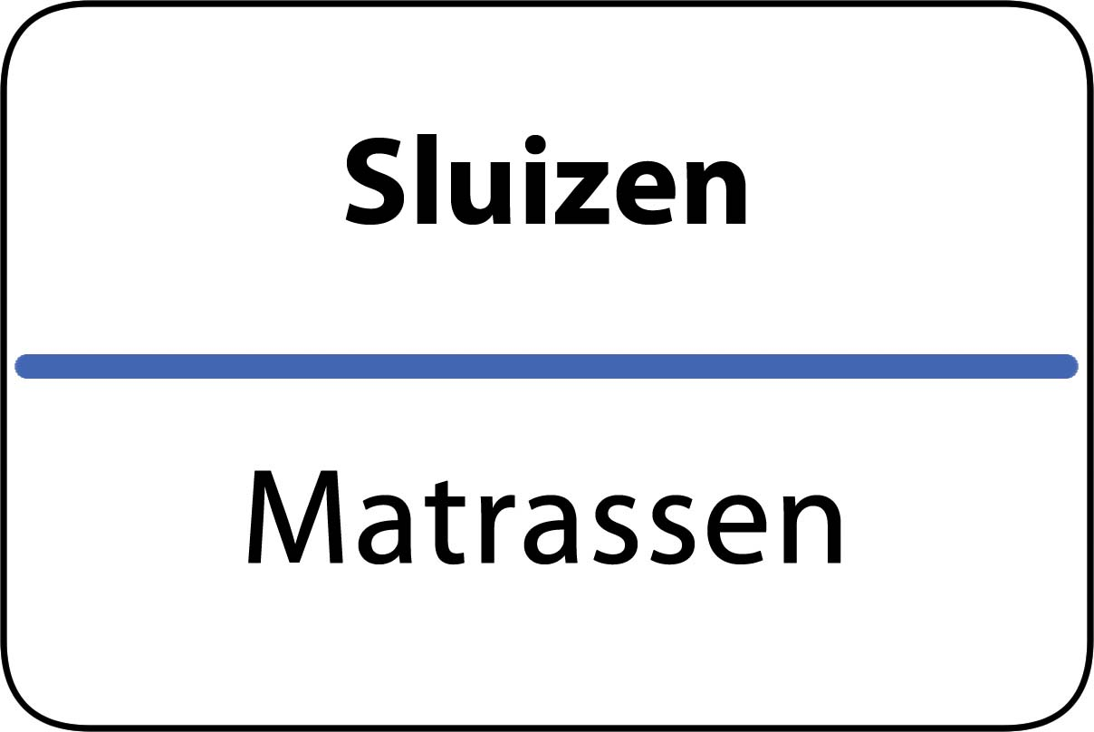 De beste matrassen in Sluizen