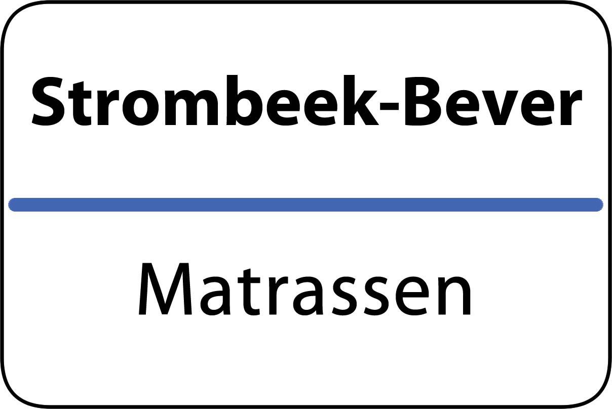 De beste matrassen in Strombeek-Bever