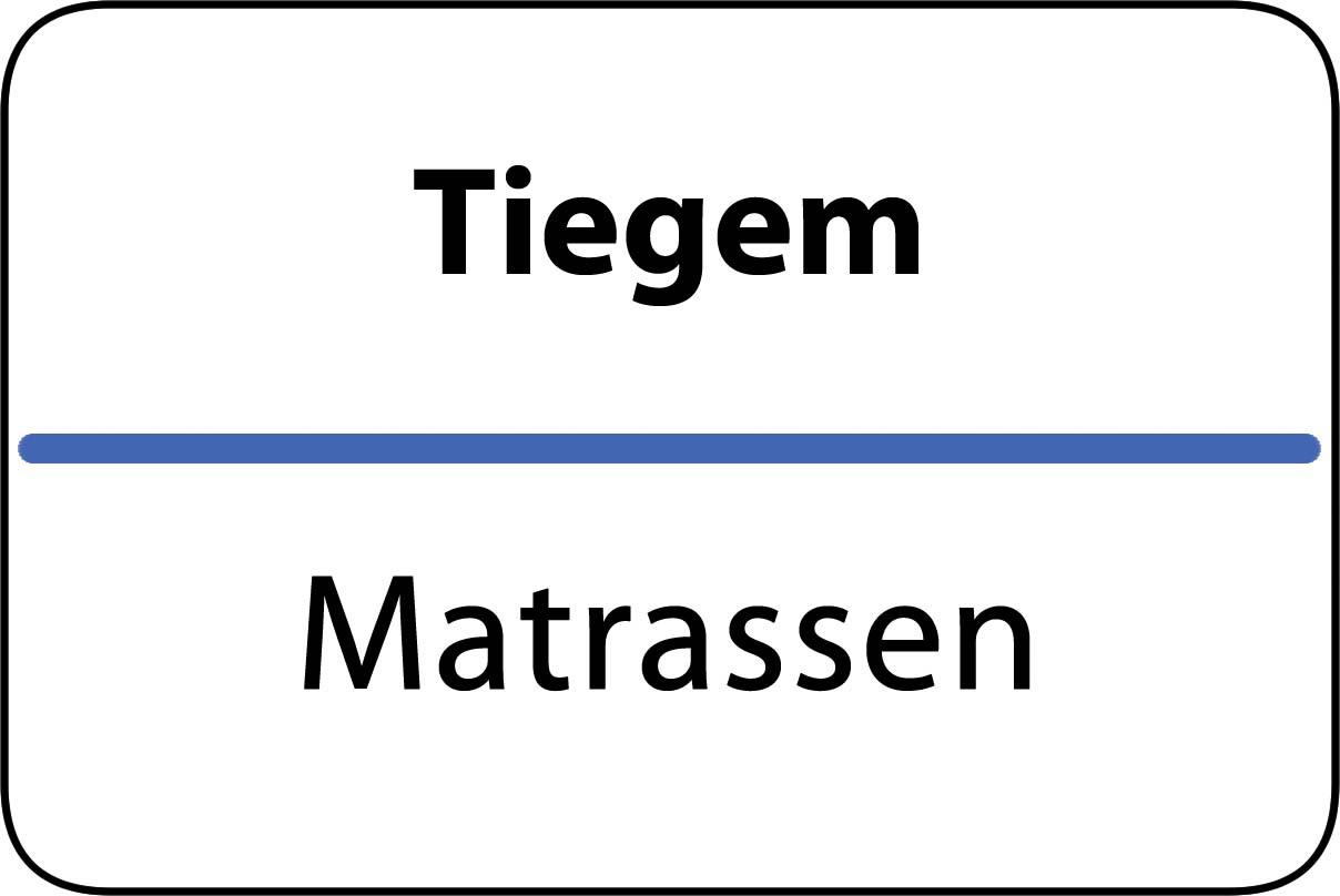 De beste matrassen in Tiegem