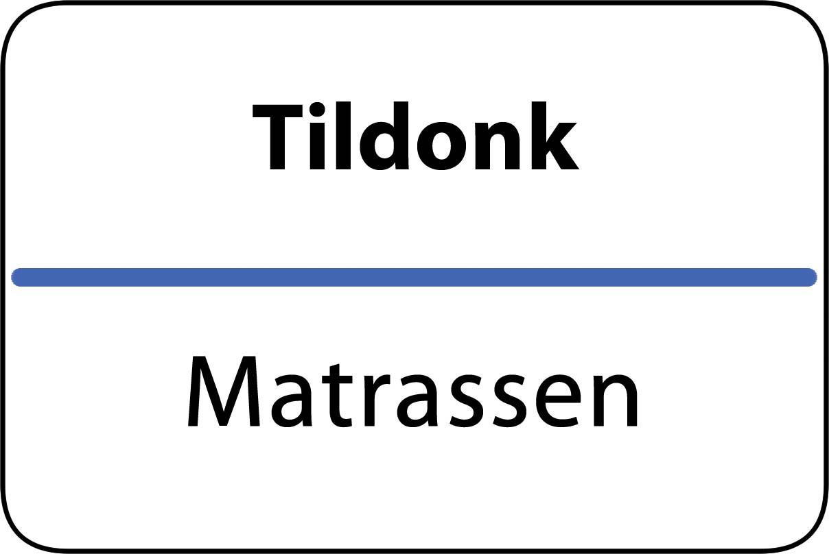 De beste matrassen in Tildonk
