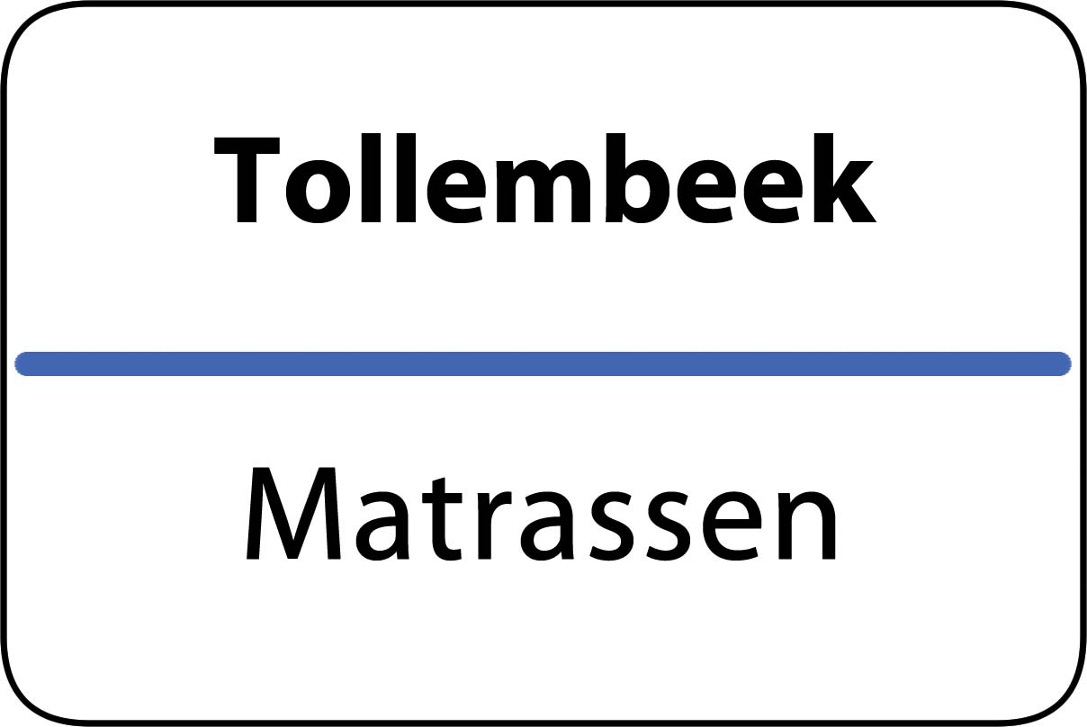 De beste matrassen in Tollembeek