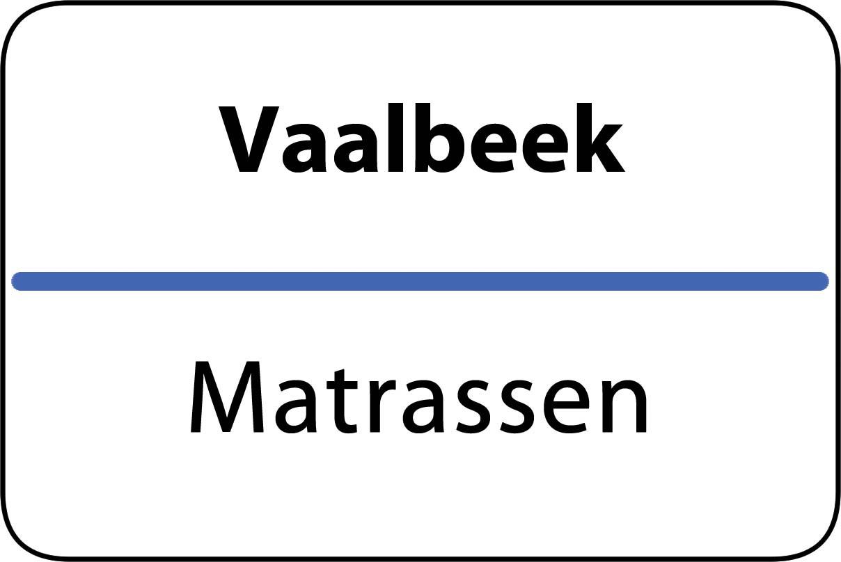 De beste matrassen in Vaalbeek