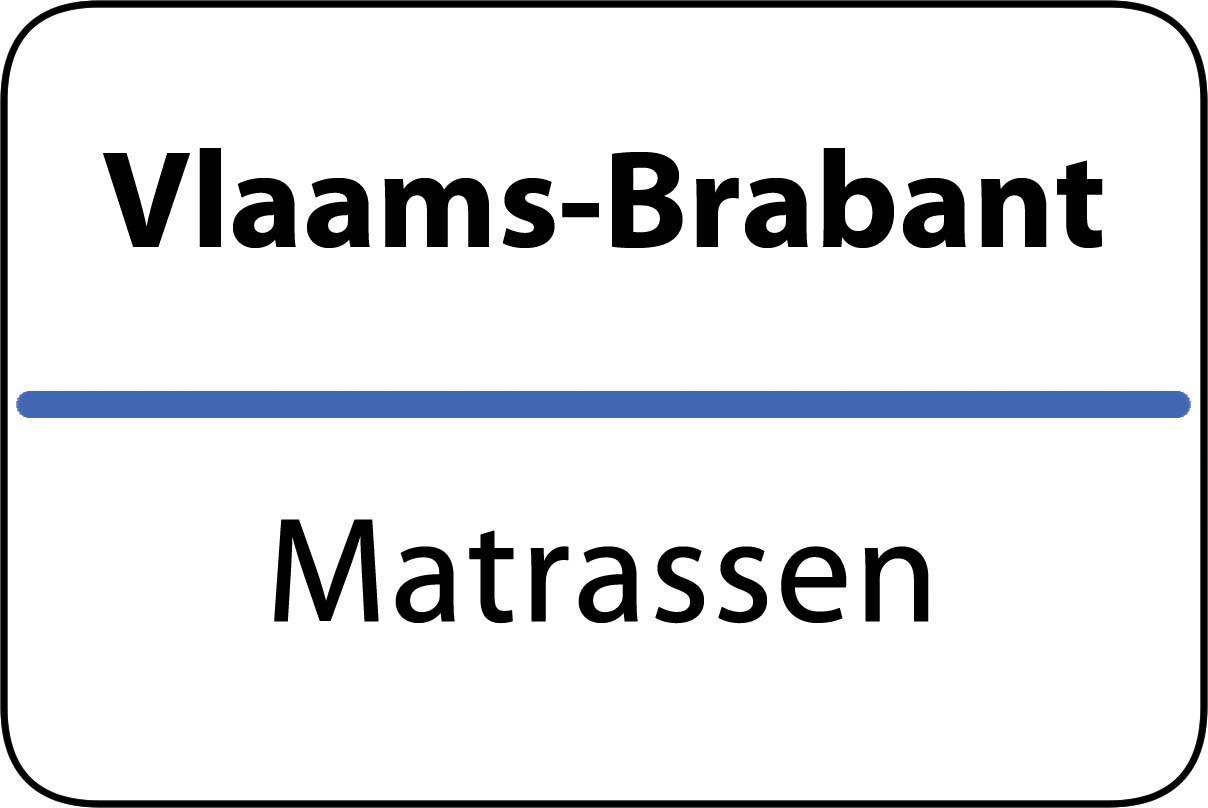 De beste matrassen in Vlaams-Brabant