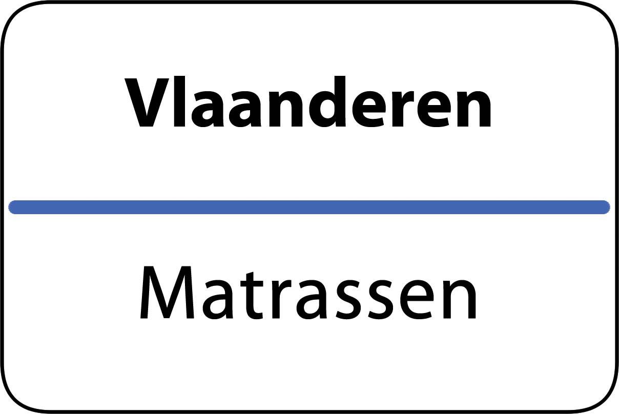De beste matrassen in Vlaanderen