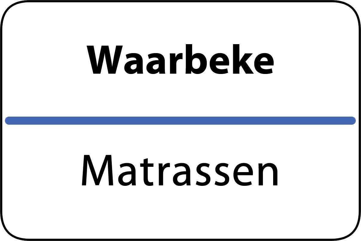 De beste matrassen in Waarbeke