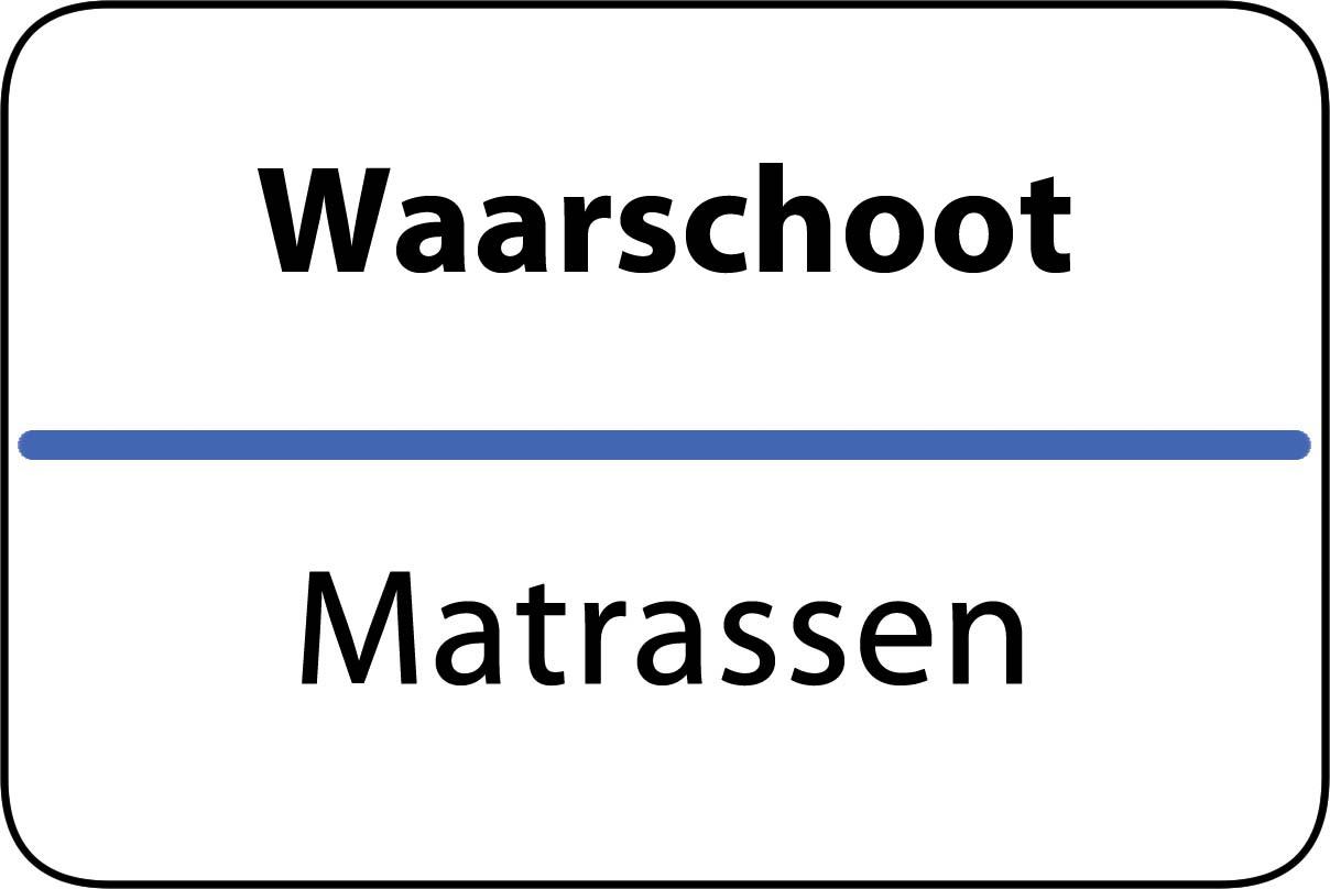 De beste matrassen in Waarschoot