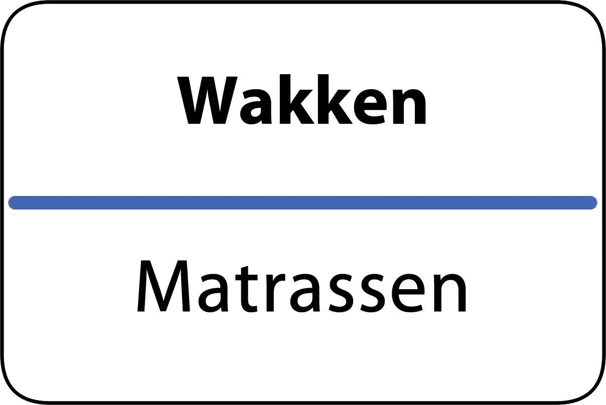 De beste matrassen in Wakken