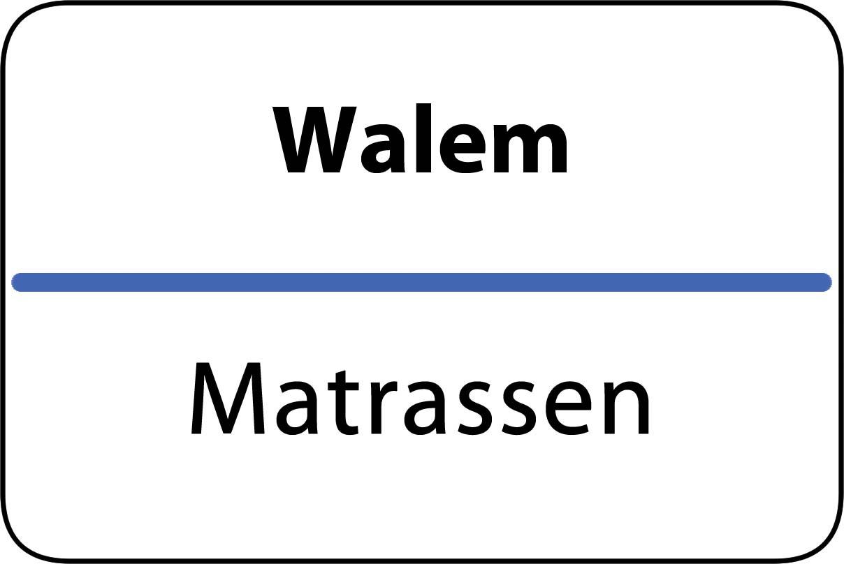 De beste matrassen in Walem