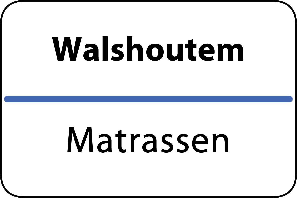 De beste matrassen in Walshoutem