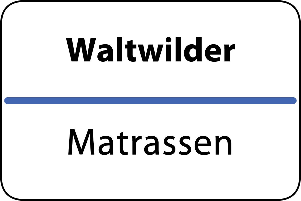 De beste matrassen in Waltwilder