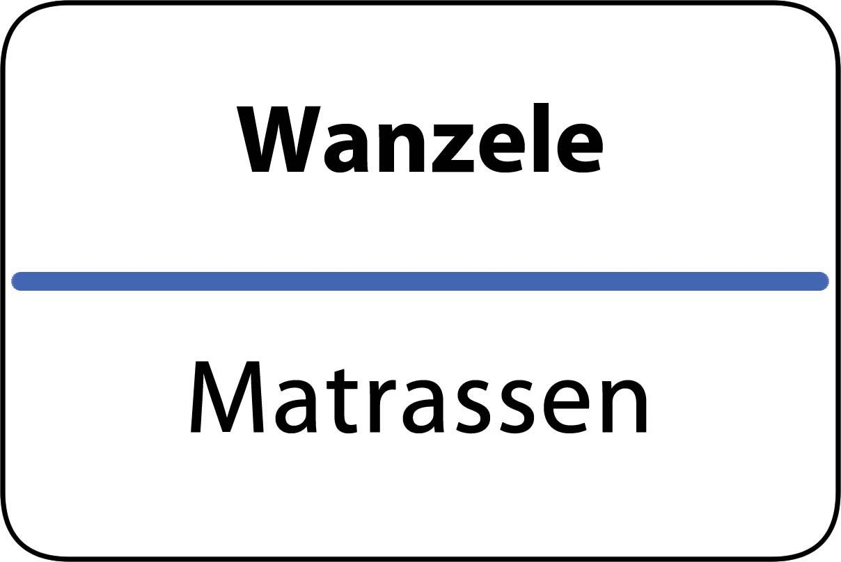 De beste matrassen in Wanzele