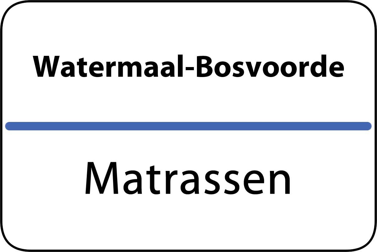 De beste matrassen in Watermaal-Bosvoorde