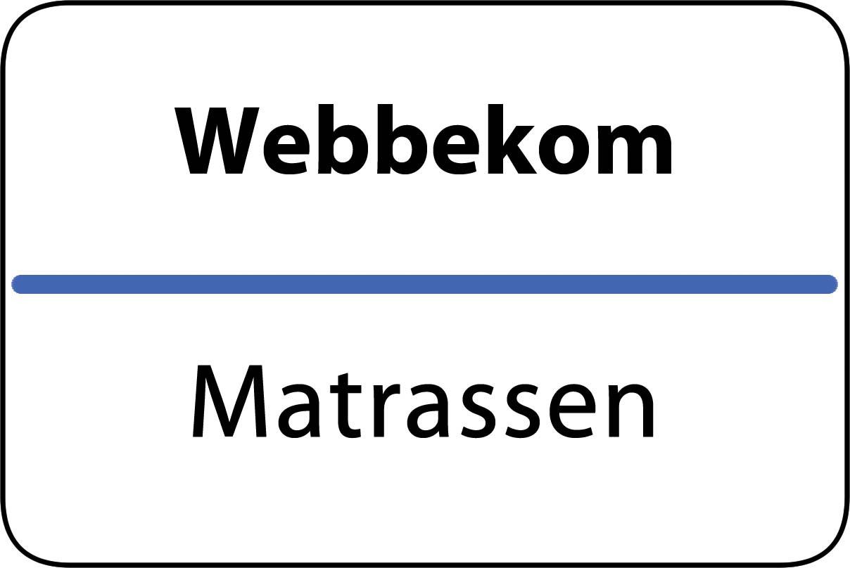 De beste matrassen in Webbekom