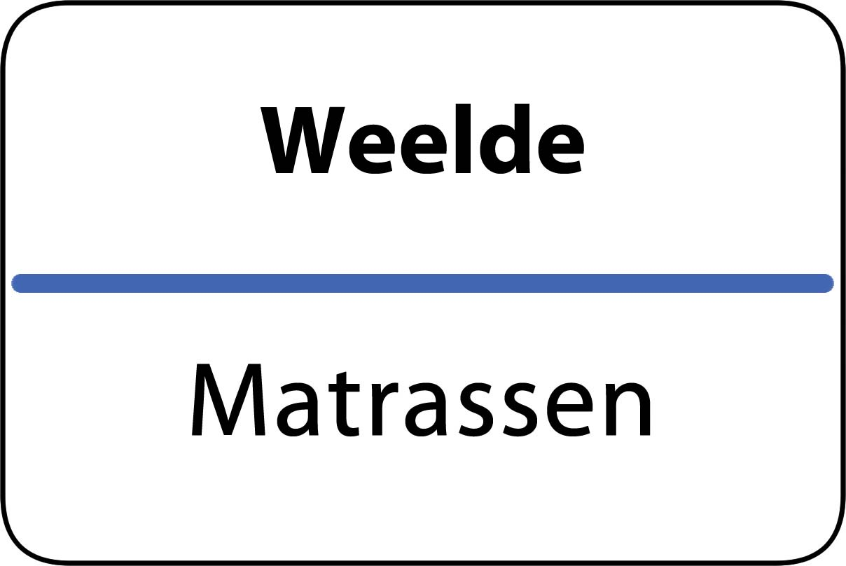 De beste matrassen in Weelde