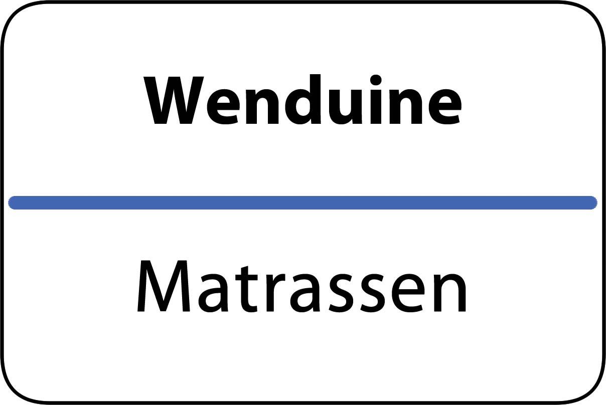 De beste matrassen in Wenduine