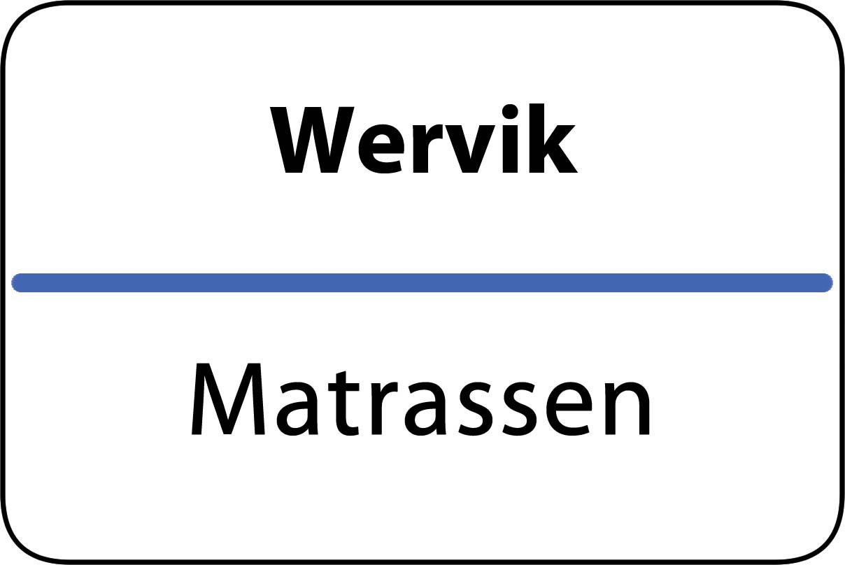 De beste matrassen in Wervik