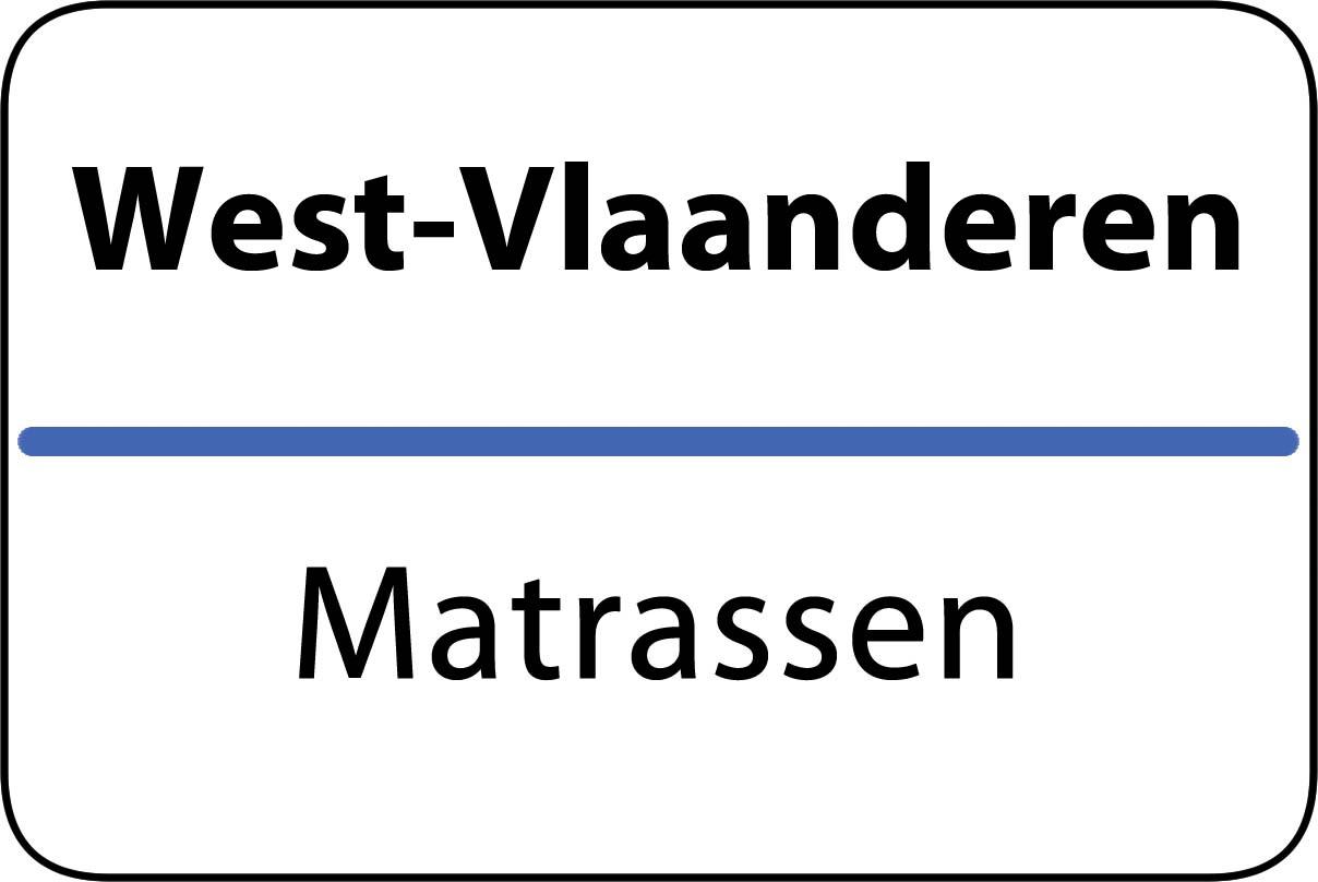 Matrassen West-Vlaanderen
