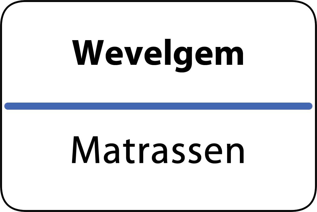 De beste matrassen in Wevelgem