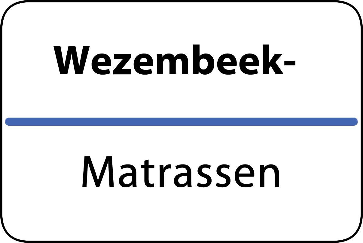 De beste matrassen in Wezembeek-Oppem