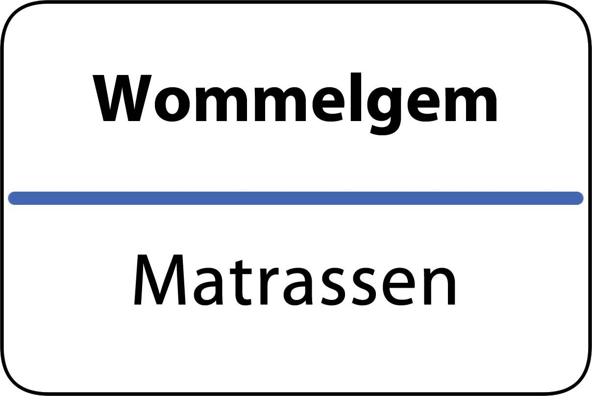 De beste matrassen in Wommelgem