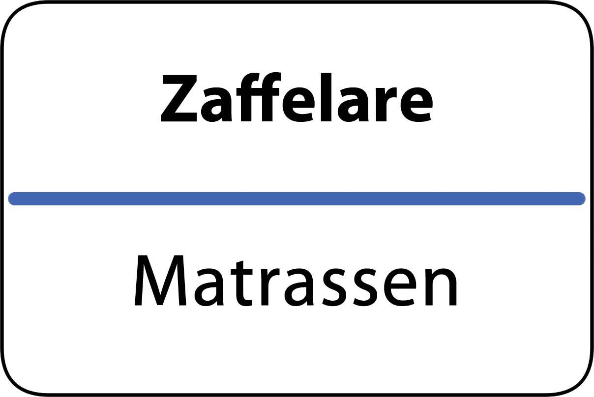 De beste matrassen in Zaffelare