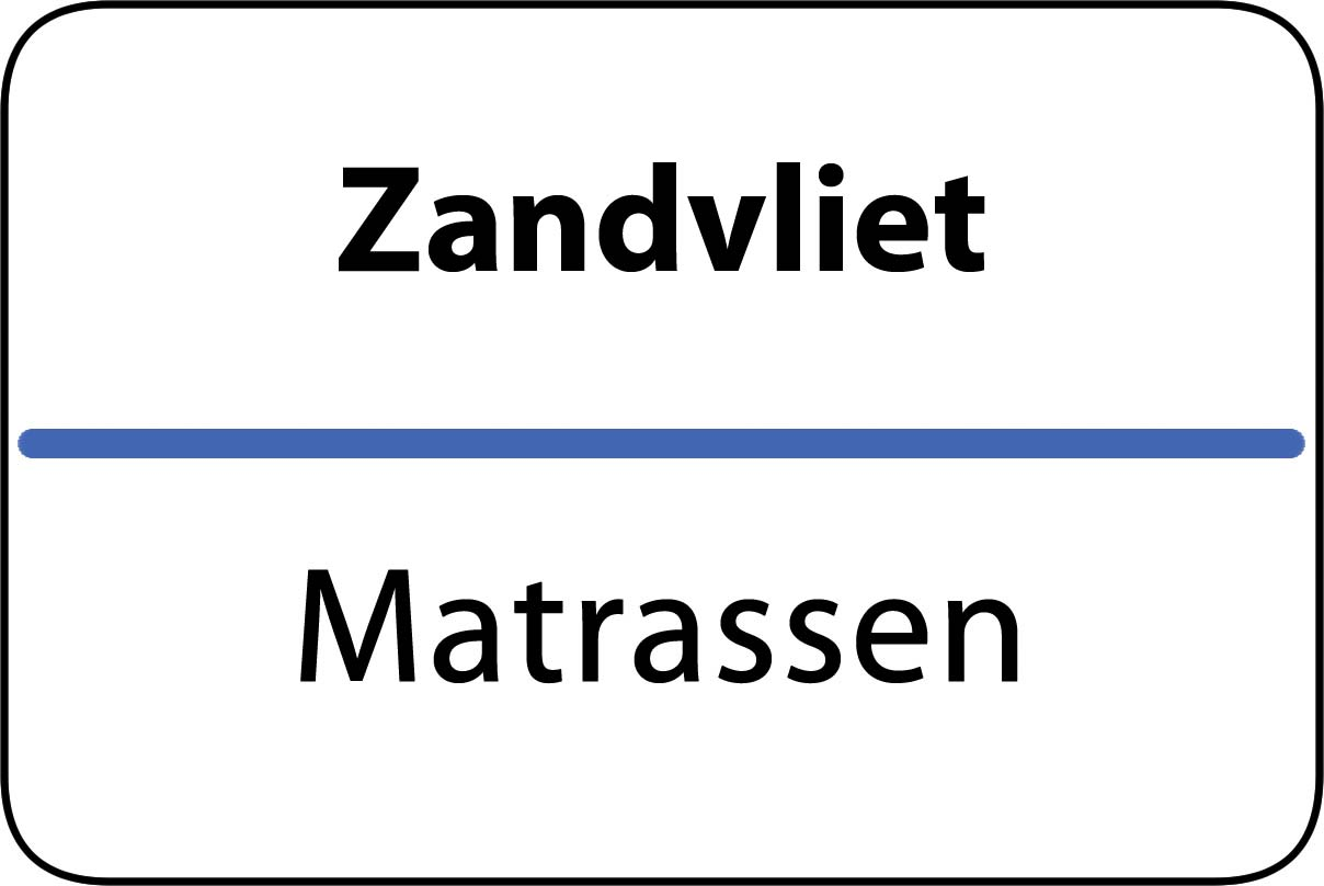 De beste matrassen in Zandvliet