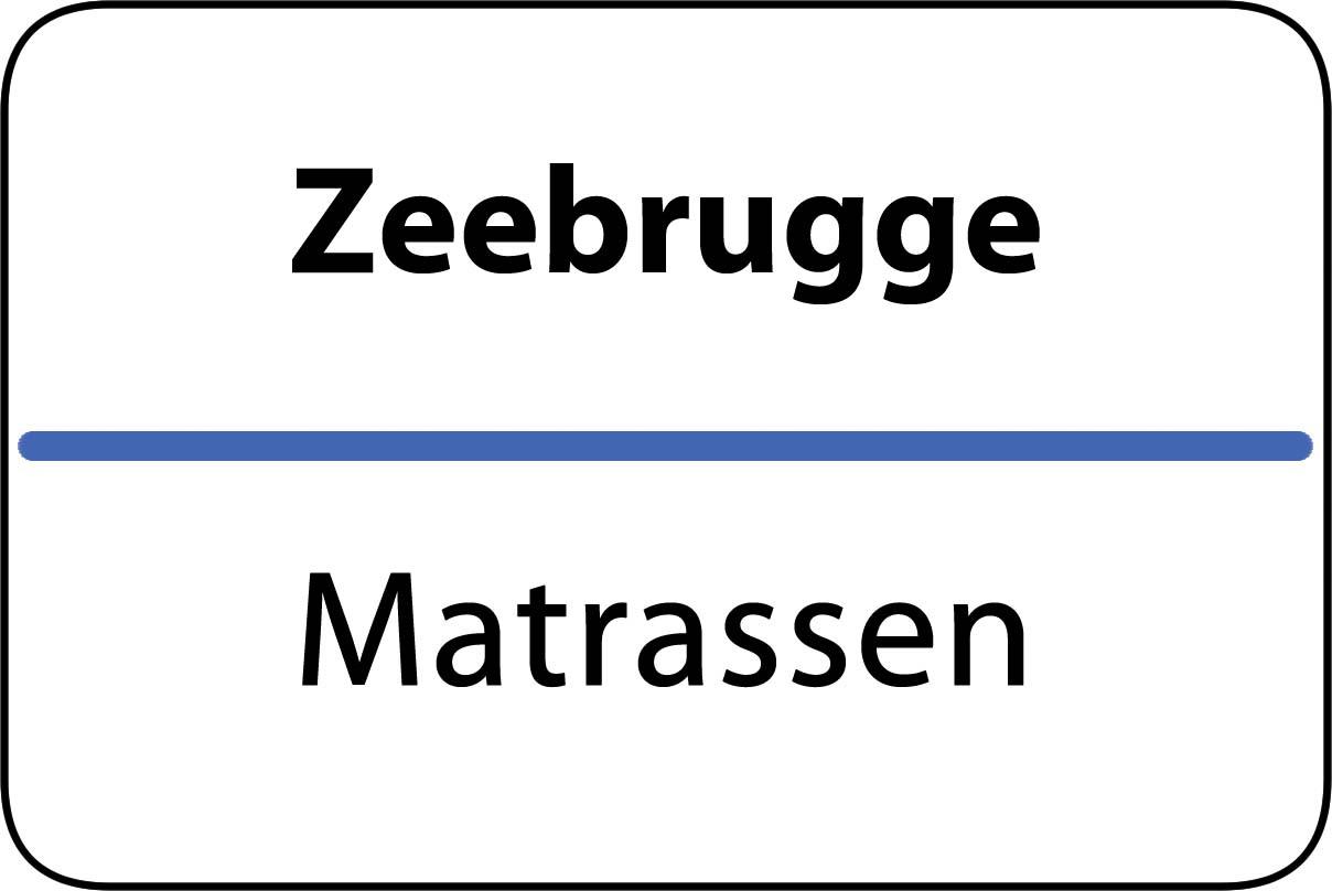 De beste matrassen in Zeebrugge